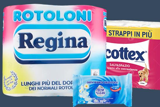 Servizi La Fragranza Carta Igienica